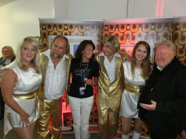 ABBA Deluxe - The Tribute Dinner Shows