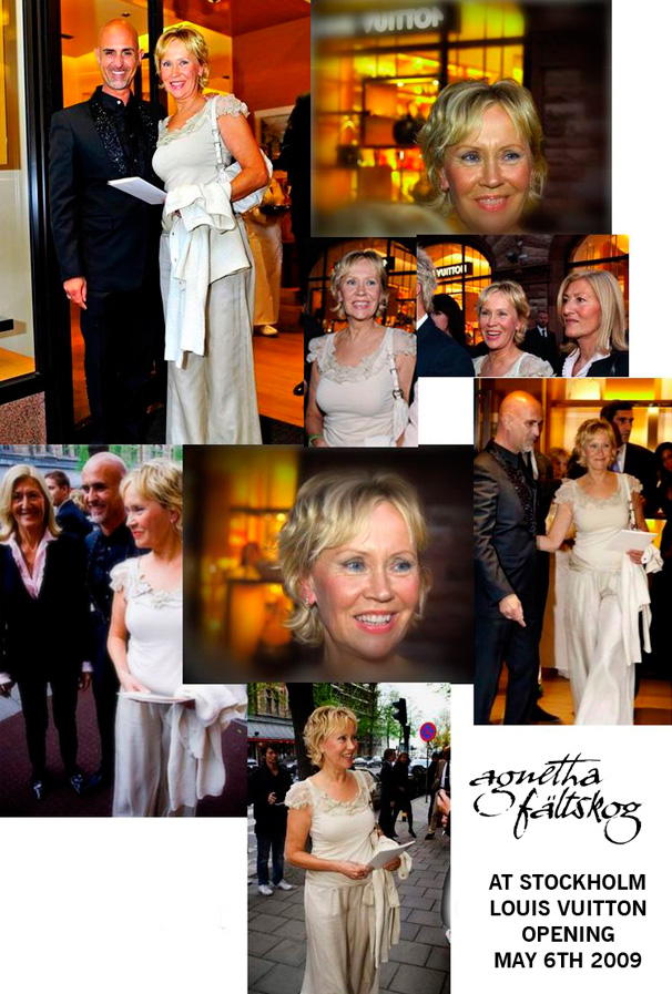 Agnetha Collage