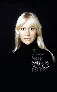 Agnetha's CD Box cover
