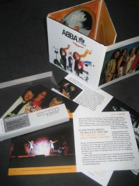 ABBA The Album Deluxe offen