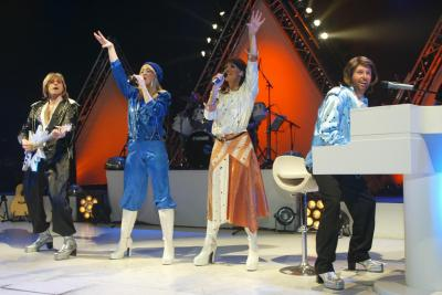 Coverband ABBA Mania