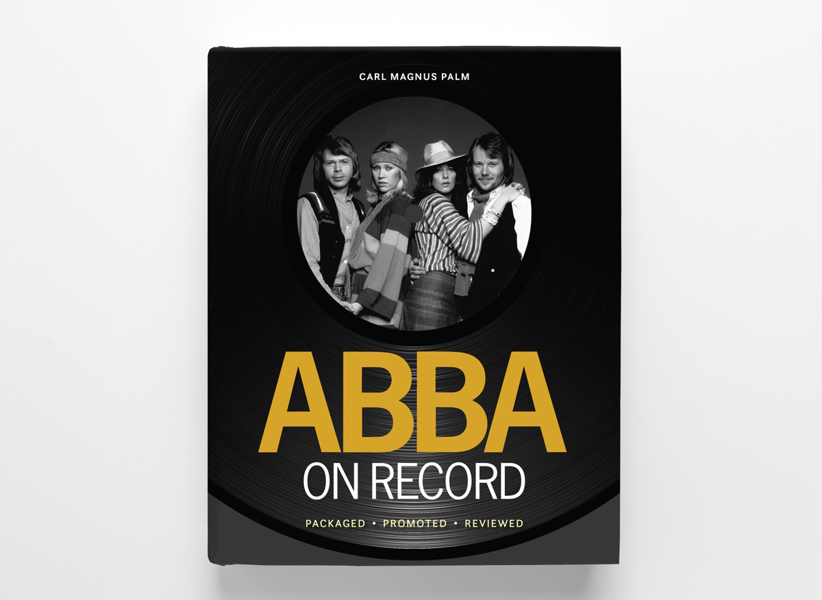 Buch 'ABBA on Record'
