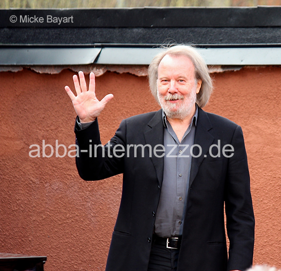 ABBA the Museum-Chor, 6. April 2014