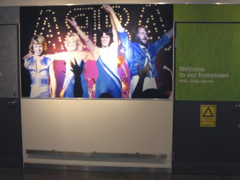 Stockholm Hall of Fame at Arlanda Airport - © Klaus Will