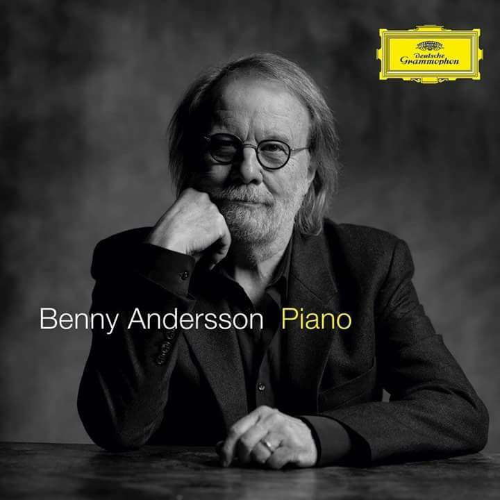 Benny's Piano album