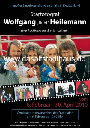 German exhibition of Wolfgang Heilemann's photos