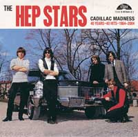 Hep Stars double CD 'Cadillac Madness'