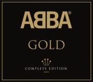 Japan-CD ABBA Gold Complete Edition