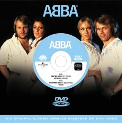 New 3 track ABBA DVD