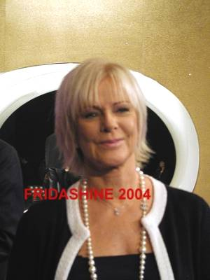 Frida at the Goldene Henne 2004 - © Thomas Birkenbach