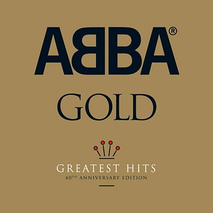 ABBA Gold 3CD 40th Anniversary Edition