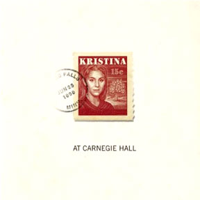 Kristina: The Musical (at Carnegie Hall)