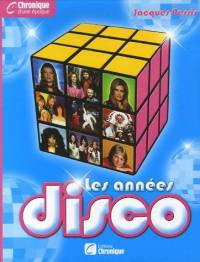 French book Les années Disco