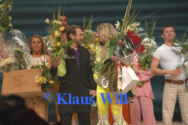 After the last Mamma Mia! show - © Klaus Will