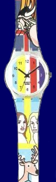 Swatch 'Memories from the North'