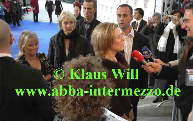 Frida at the premiere - © Klaus Will