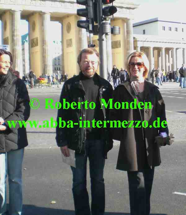 Regina, Björn and Frida in Berlin, October 20, 2007 - © Roberto Monden