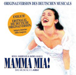 The German Mamma Mia! Live Cast CD