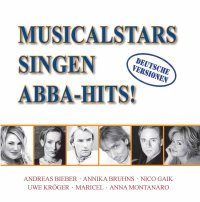 CD Musicalstars singen ABBA-Hits