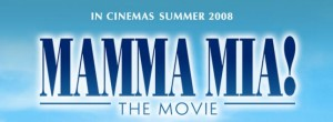 Mamma Mia! Movie trailer