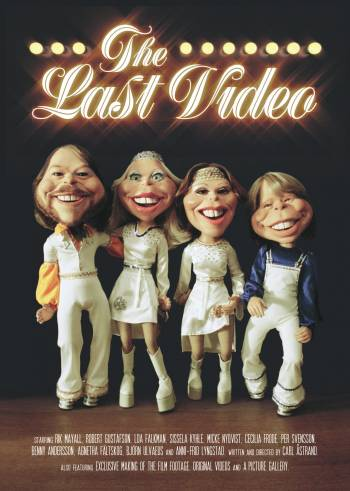 New DVD 'ABBA - The Last Video'