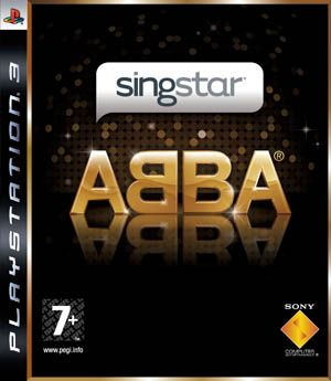 Computerspiel Singstar ABBA