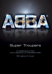 DVD ABBA - Super Troupers