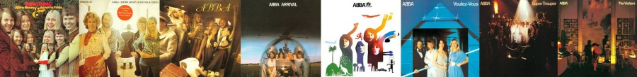 ABBA vinyl albums re-released in Germany