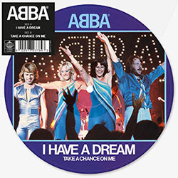 I Have A Dream picture disc
