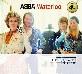 Waterloo Deluxe Edition CD/DVD