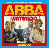 CD single Waterloo Special 30th Anniversary