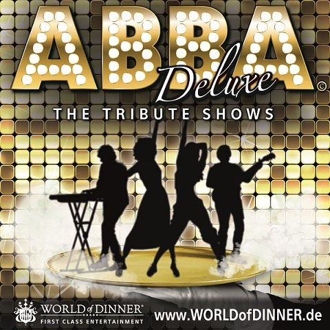 ABBA Deluxe Tribute Dinner Show